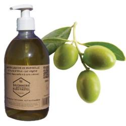 Savon liquide naturel Olive/Coco en 500 ml