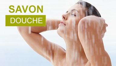 """""""La savonnerie de marseille"""" soap for the shower"""