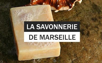 """Traditional soap from """"La savonnerie de Marseille"""""""