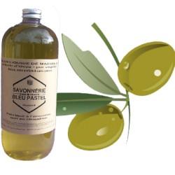 Savon liquide à l'Huile d'Olive certifié Bio* 1L