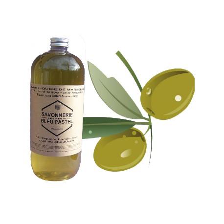 Savon Liquide Olive 1L