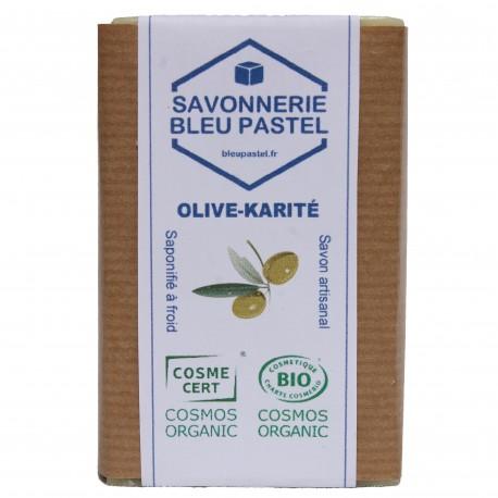 savon olive & karité certifié bio