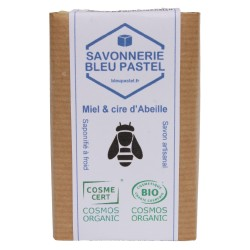 savon miel & cire d'abeille certifié bio
