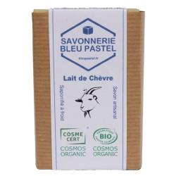 savon au lait de chèvre certifié bio