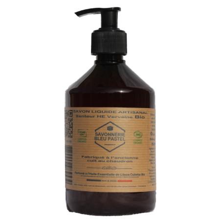 Savon liquide Verveine Bio 500ml